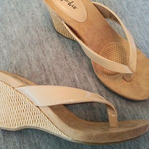 Style & Co Wedge Sandals